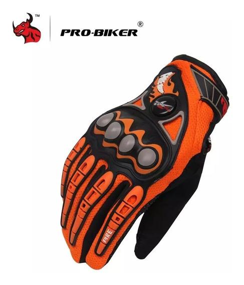 Luva Moto Motociclista Motocross Bike Pro-bike