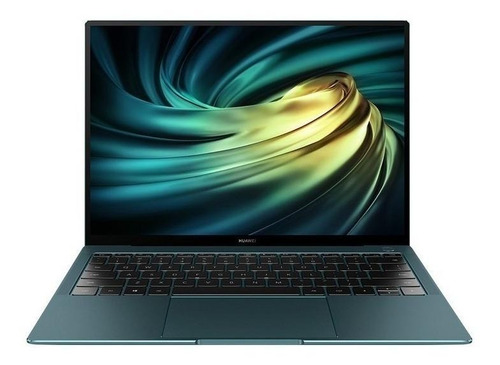 "Laptop Huawei MateBook X Pro 2020 verde táctil 13.9"", Intel Core i7 10510U  16GB de RAM 1 TB SSD, NVIDIA GeForce MX250 60 Hz 3000x2000px Windows 10 Home"