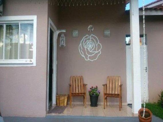 Casa Em Jardim Panorama, Indaiatuba/sp De 75m² 3 Quartos À Venda Por R$ 400.000,00 - Ca209168