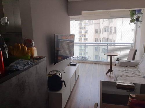 Imagem 1 de 30 de Apartamento Com 2 Dormitórios À Venda, 65 M² Por R$ 750.000,00 - Consolação - São Paulo/sp - Ap0672