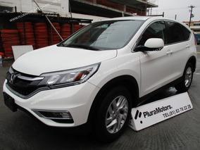 Honda Cr-v 2016 I-style Automática Eléctrica Clima$319,000
