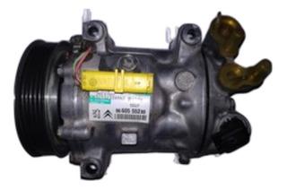 Compresor Aire Acondicionado Peugeot Citroen Usado Impecable