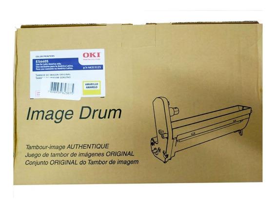 Unidade Cilindro Okidata Drum Es6405 - Yellow ** Original **