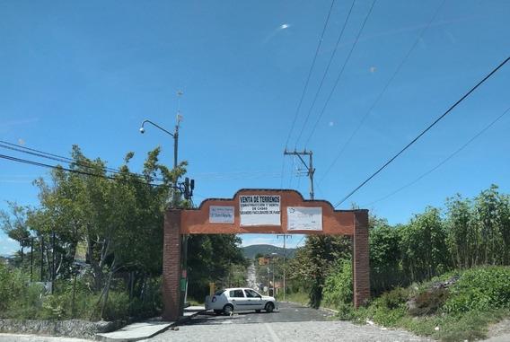 Aj Terreno En Obrera Popular, Xochitepec