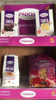 Premezcla Bizcochuelo/brownie Padoan