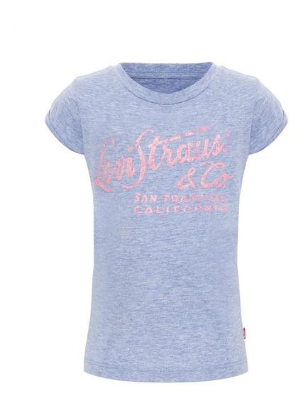 Camiseta Levis Roll Kids (infantil) 314097b4c