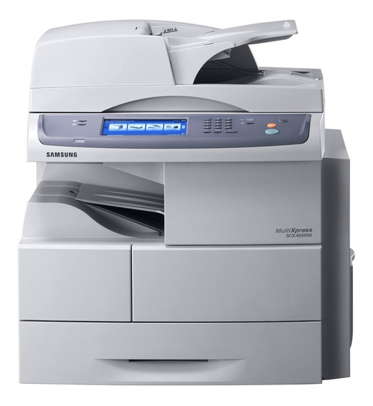 Impressora Samsung Scx 6555nx + Suprimentos