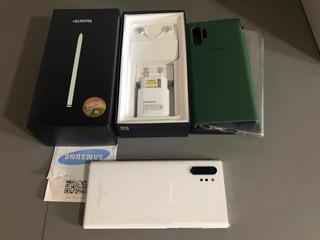 Samsung Galaxy Note 10+ 512gb Note 10 Plus Ou 3700 À Vista