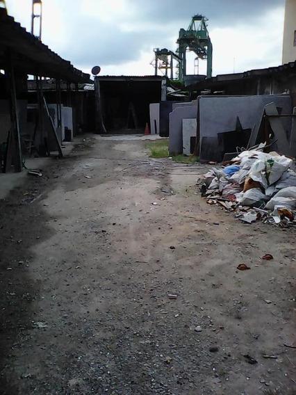 Terreno Em Encruzilhada, Santos/sp De 0m² Para Locação R$ 7.900,00/mes - Te67070