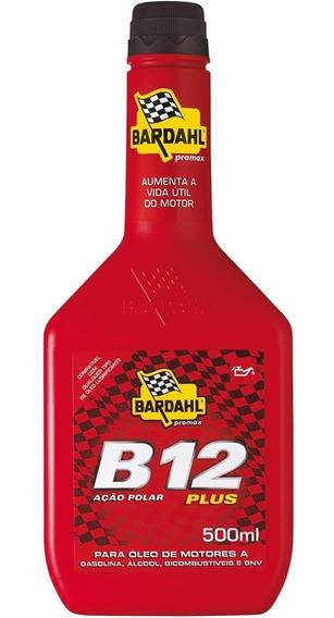 Aditivo Para Óleo De Motor Bardahl Bardal B12 Plus 500ml