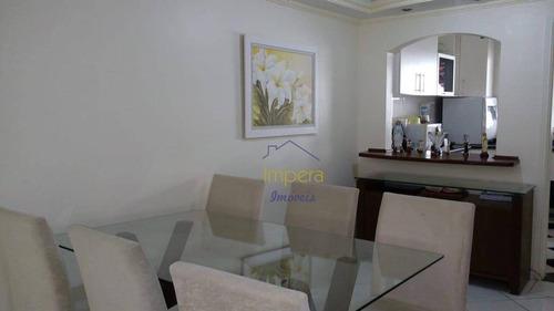 Sobrado Com 2 Dormitórios À Venda, 112 M² Por R$ 380.000,00 - Cidade Morumbi - São José Dos Campos/sp - So0148