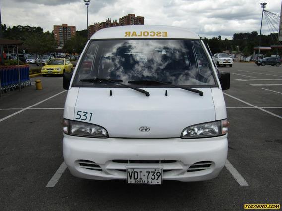 Hyundai H100 Mt 3000cc