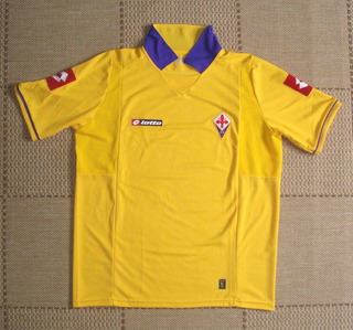 Camisa Original Fiorentina 2011/2012 Third
