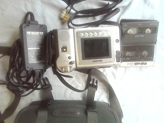 Camara Filmadora Y De Video Digital Sharp
