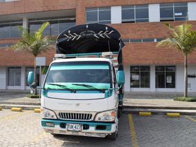 Camión Jac Estacas, 2013, 3ton