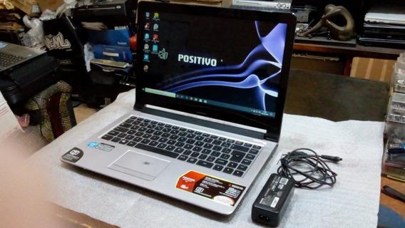 Notebook Positivo Premium Tv Xs3210 Dual-core 4gb 500gb