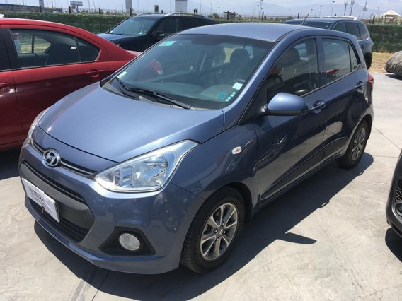 Hyundai Grand I10 G I10 At 1.2 Full 2017