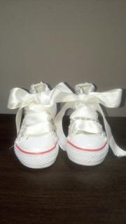 Zapatillas Con Perlas Fiesta Cumpleaños