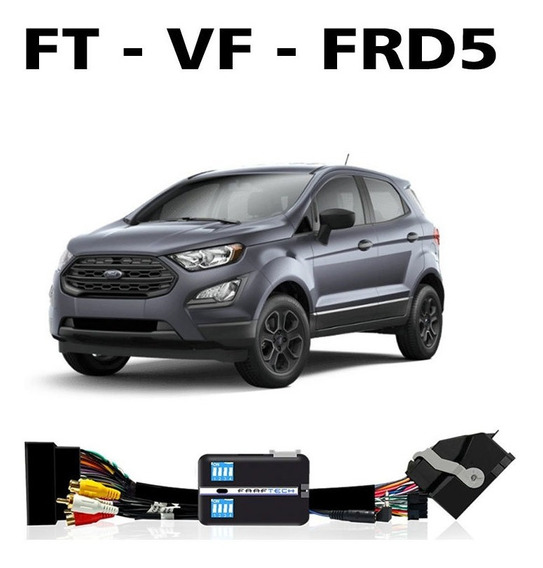 Interface Desbloqueio De Video Ecosport/ka 2020 Ft-vf-frd5