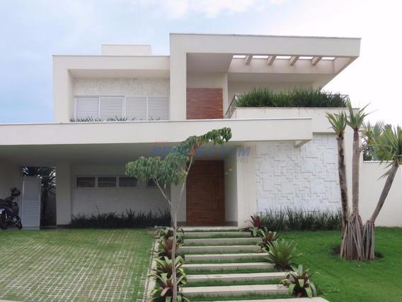 Casa À Venda Em Residencial Quinta Do Golfe - Ca276184