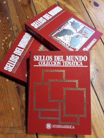 Sellos Del Mundo - Gran Enciclopedia De La Filatelia