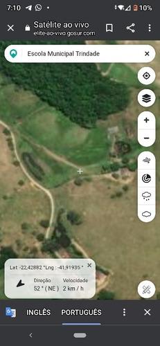 Área De 10.300 M2;rio Das Ostras/cantagalo