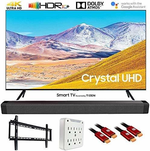Samsung Un50tu8000 50 PuLG 4k Ultra Hd Smart Led Tv
