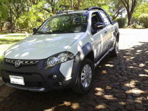 Fiat Strada Adventure Vendo O Permuto (precio Conversable)