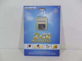 Cartão De Memoria 2 Gb Olympus