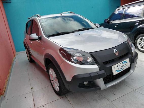 Renault Sandero Stepway (top) 1.6 16v Hi-flex 4p