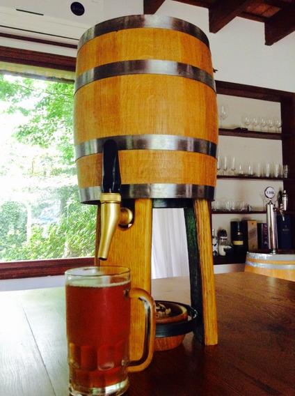Chopera Para Cerveza Con Canilla De Bronce Dispenser 5 Lt