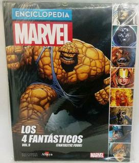 Enciclopedia Marvel Nº 67 Los 4 Fantasticos