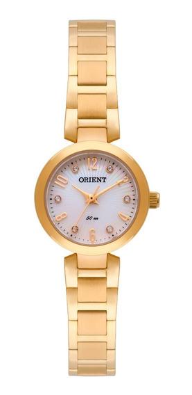 Relógio Orient Original, Femin, Dourado, Fgss0068