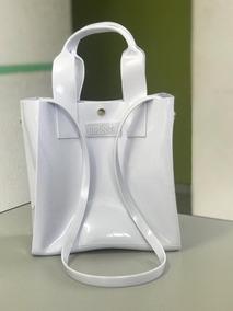 Promoção Kit 3 Bolsas Estilo Melissa Tote Bag Apenas 180,00