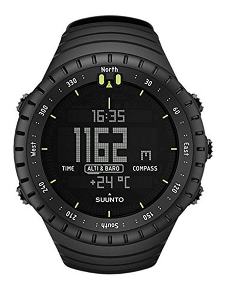 Relógio Suunto Core All Black Military - Original