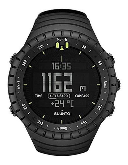 Relógio Suunto Core All Black Military - Lacrado E Original