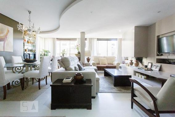 Apartamento No 6º Andar Mobiliado Com 3 Dormitórios E 3 Garagens - Id: 892973228 - 273228
