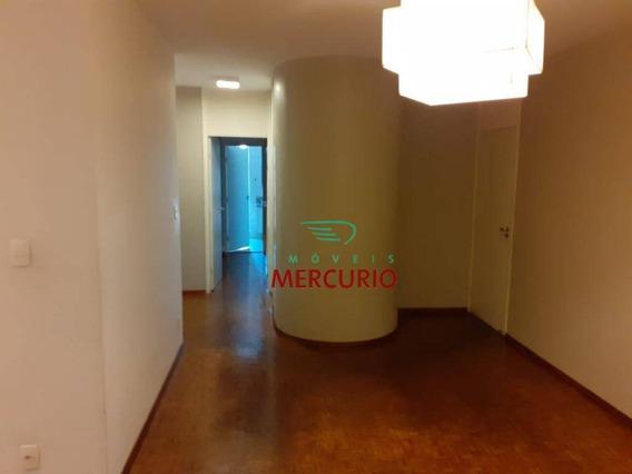 Apartamento Com 3 Dormitórios À Venda, 150 M² Por R$ 400.000,00 - Centro - Bauru/sp - Ap3369