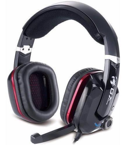 Auricular Genius Gx Cavimanus 7.1 Gamer Con Microfono