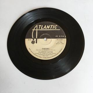 Vinilo 45 Clarence Carter Patches / Devil Woman