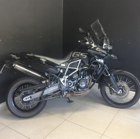 Bmw F800 Gs 2012 Triple Black
