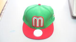 25 Gorras Bordadas Mexico -importadas-. Mayoreo