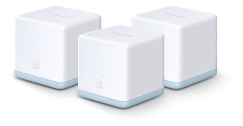 Imagen 1 de 4 de Sistema Wi-fi Mesh Señal En Toda La Casa 3 Unidades 2.4 5.8