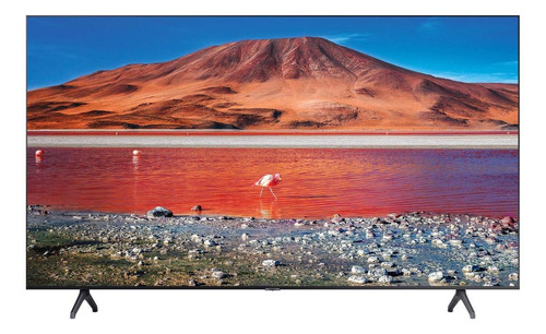 "Imagen 1 de 6 de Smart TV Samsung Series 7 UN75TU7000FXZX LED 4K 75"" 110V-127V"