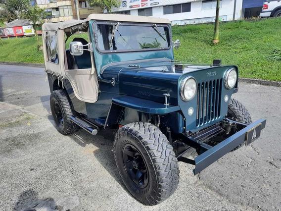 Jeep Willys Carpado 1961