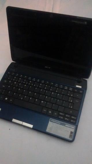 Netbook Acer Aspire 1410-2287 Com Defeito Não Liga