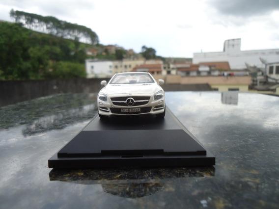 Miniatura De Veiculo Mercedes Benz Sl Class Escala 1;43