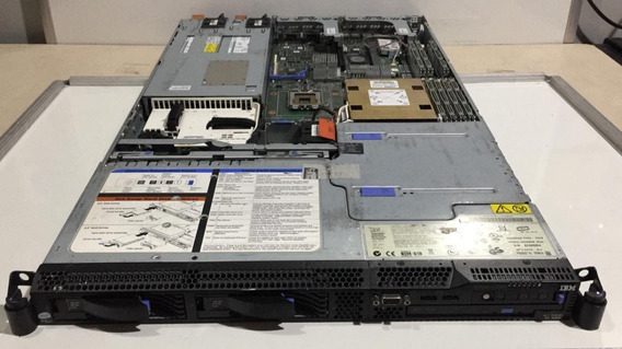 Servidor Ibm X3550 M/t7978-b1u 7gb Hd146gb Ddr2 Xeon 2.00ghz