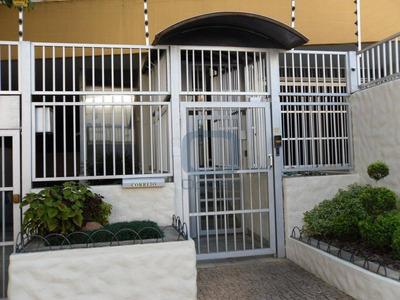 Apto Com 120 M2-2 Garagens - 3 Dorms. / 2 Suites À Venda, R$ 550.000 - Centro - Campinas/sp - Ap0795