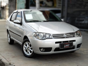 Fiat Siena Elx 1.4 8v (flex) Flex Manual